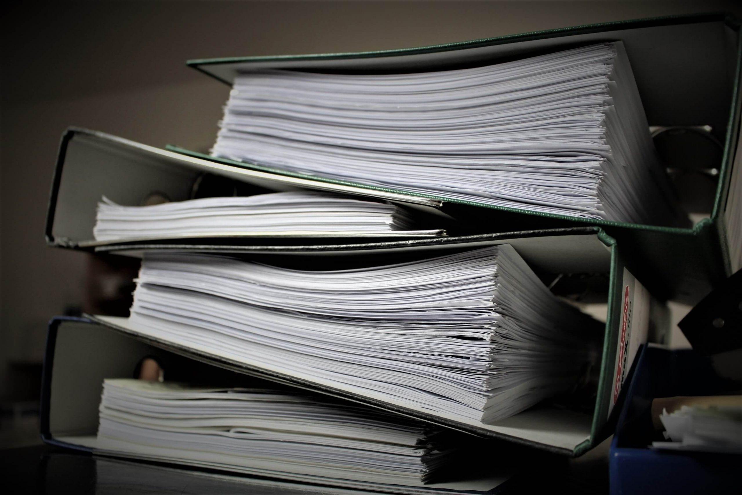 Documentos necesarios para el despacho aduanero.