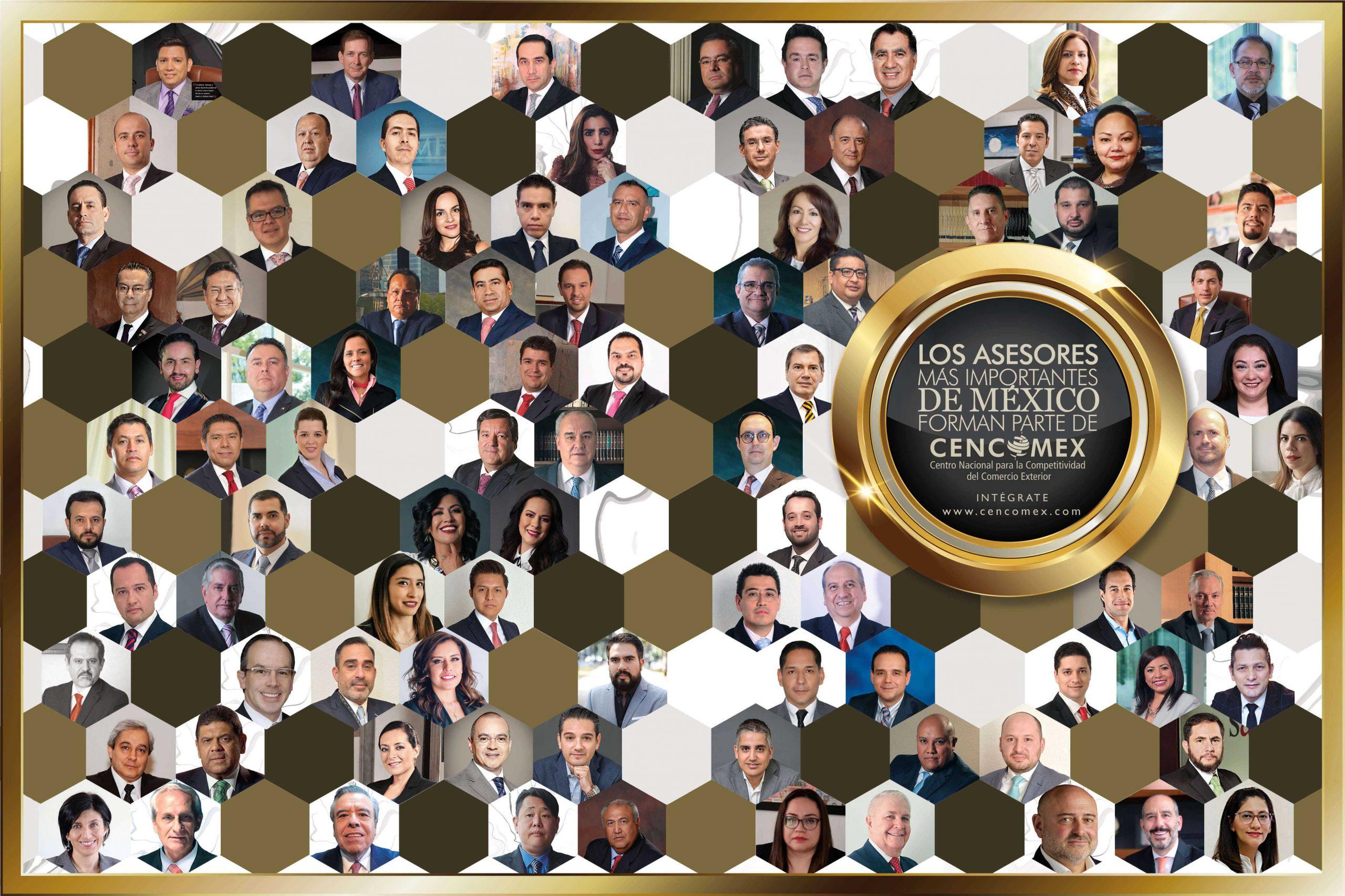 Los Principales Asesores de Comercio Exterior de México