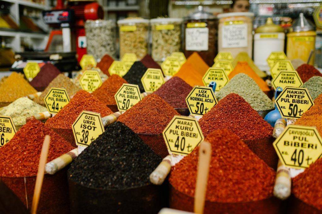 BG Group | Comercio Exterior, Chiles Secos, Paprika